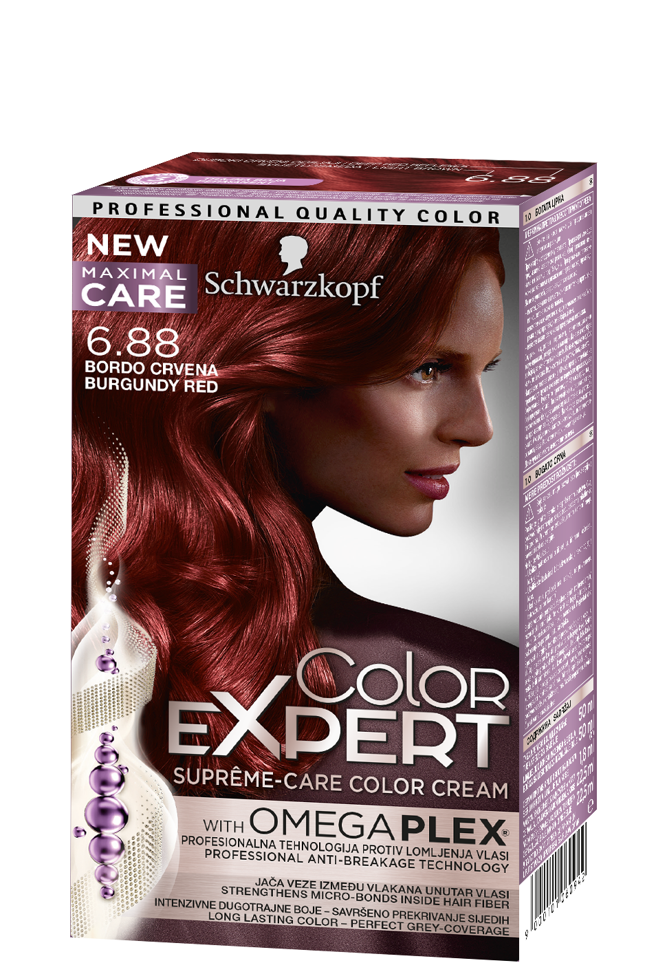 Color Expert Intensiv-Plege Color Creme 10-1 Ultra-kühles Hellblond