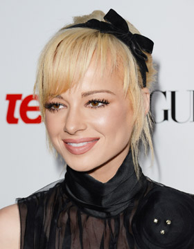 V središču pozornosti: Ashley Rickards
