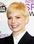Blond lasje: Michelle Williams